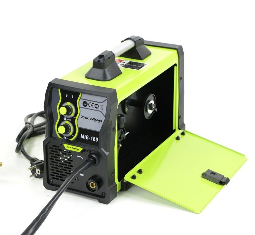 TM MIG - MAG 160 Welding machine with IGBT Technology