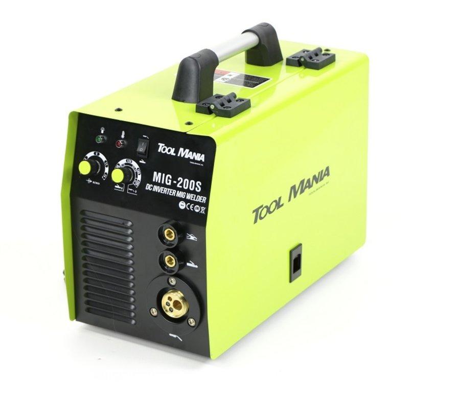 TM MIG - MAG 200S Schweißgerät mit IGBT-Technologie