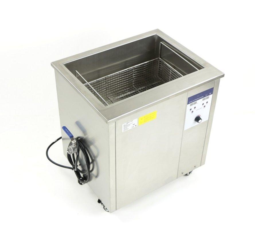 TM Digital Industrial 96 Liter Ultrasonic Cleaner