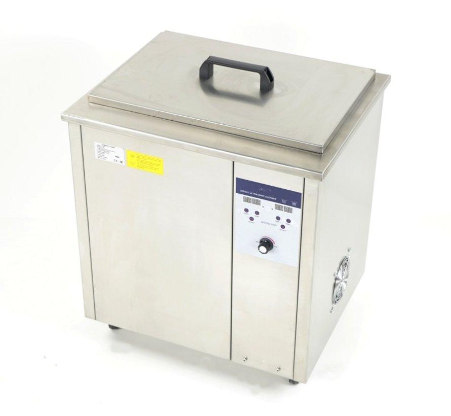 TM Digital Industrial 135 Liter Ultrasonic Cleaner