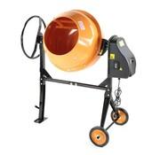 TM TM 160 Liter Betonmischer, Betonmischer mit Fußschalter