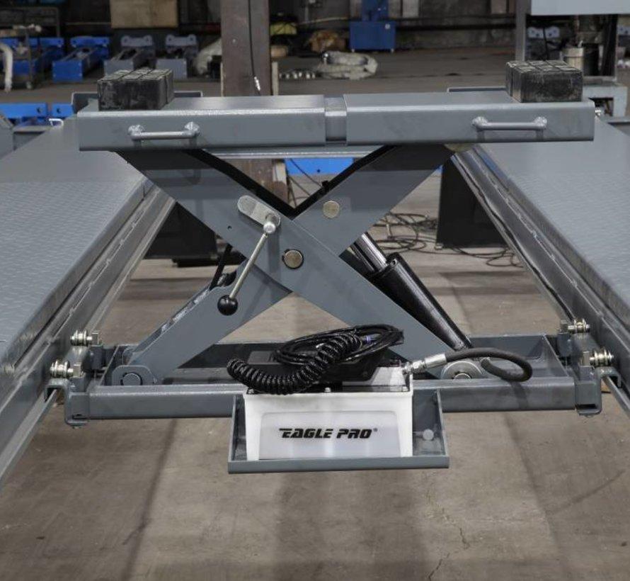 Zentralbuchse Luft / Hydraulik 2T