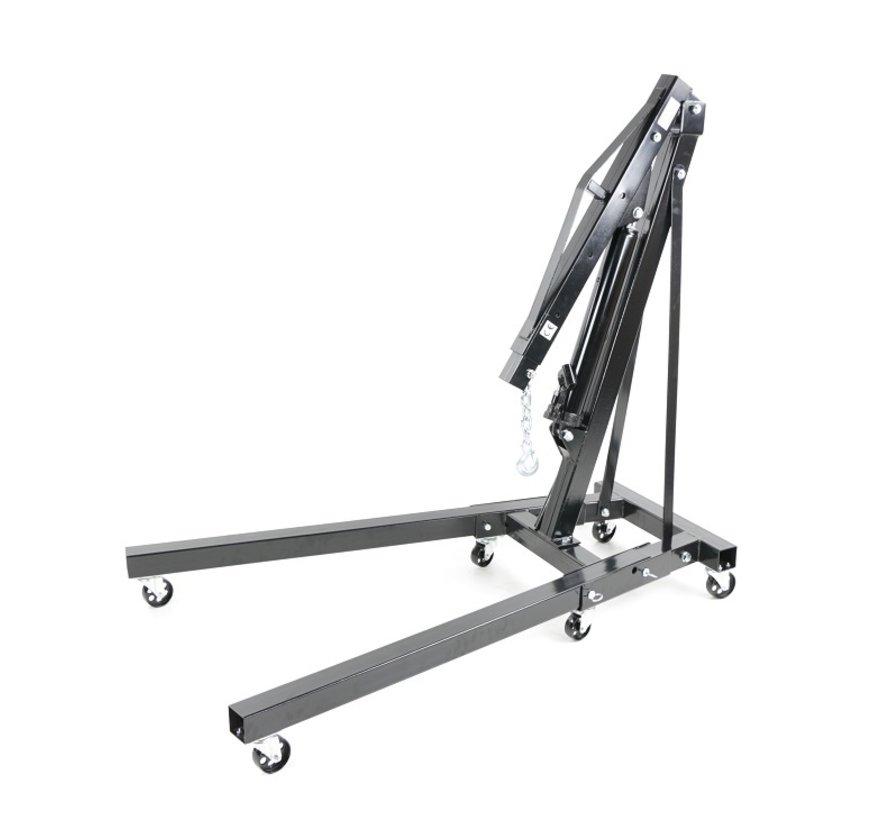 TM 2 Ton Opvouwbare Werkplaatskraan / Motorblokkraan