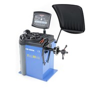 TM TM Heavy Duty Digital Reifenauswuchtmaschine