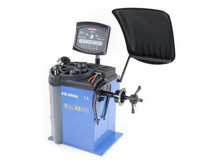 TM TM HEAVY DUTY Profi Tire Removal Machine With Auxiliary Arm - BLACK