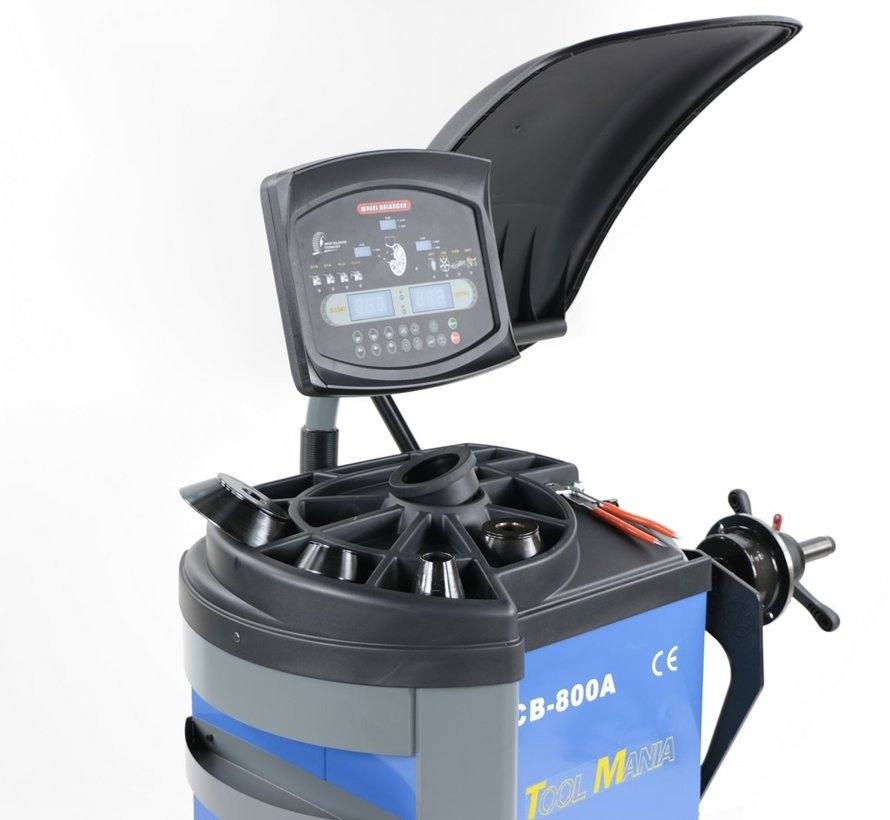 TM Heavy Duty Digital Tire Balancing Machine