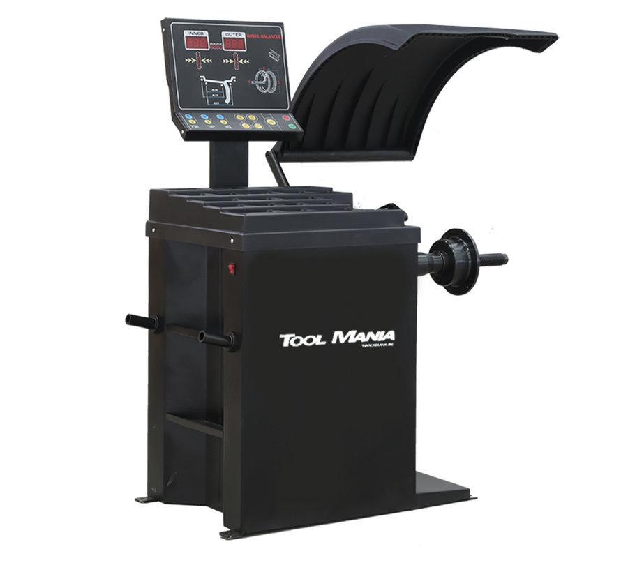 TM Profi Tire Balancing Machine / Balancing Device - BLACK