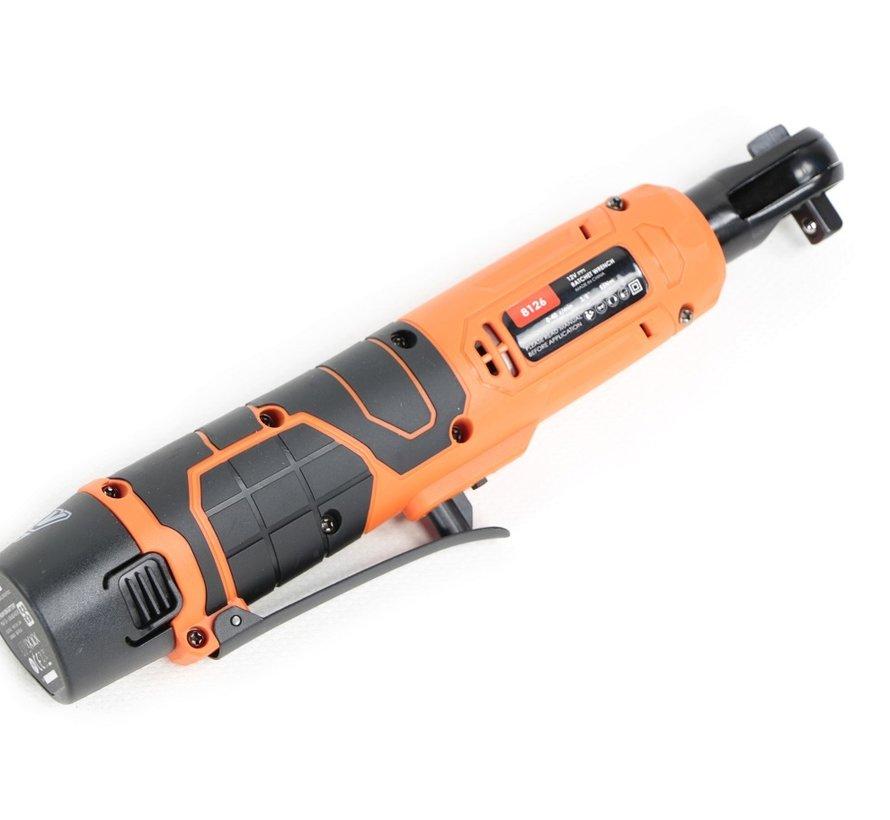 "TM 3/8 ""Batterie Ratschenschlüssel 12 Volt 1,5 AH Li-Ion - 55 Nm"