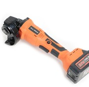 TM TM 21 Volt 4,0AH Li-ion Brushless Battery Angle Grinder, Grinder, Polisher 115 mm