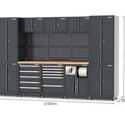 TM TM STAND ALONE Modulaire werkplaats systeem 25 delig