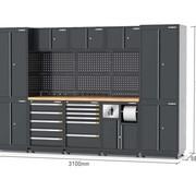 TM TM STAND ALONE Modular workshop system 25 pcs