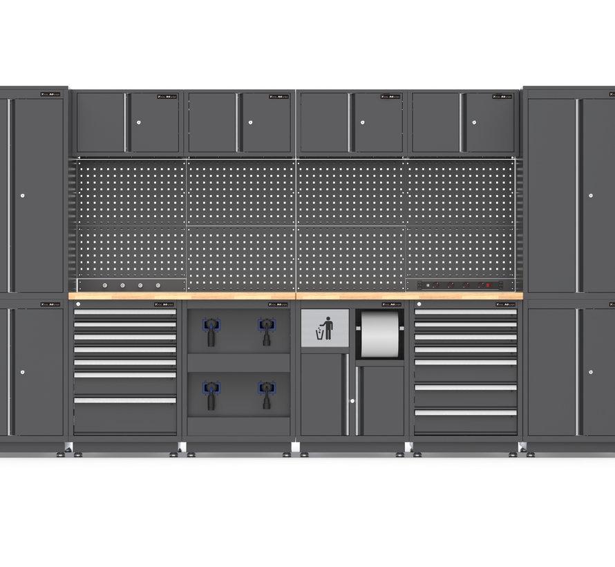 TM STAND ALONE Modulares Werkstattsystem 31 Stück