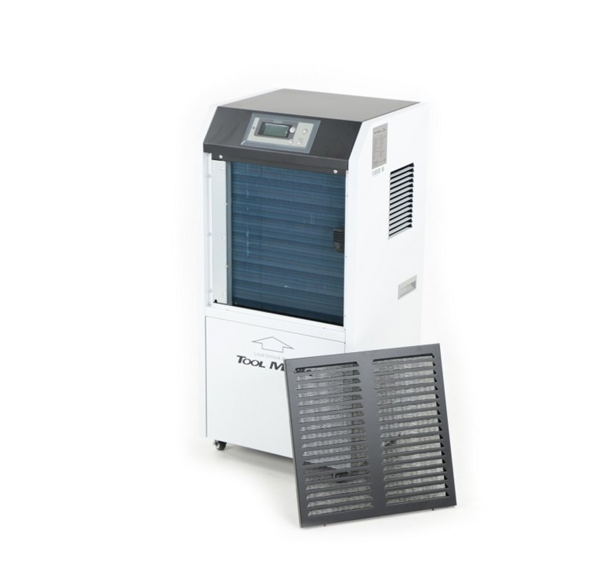 TM Luxury Construction dryer / dryer / dehumidifier 90 liters