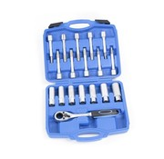 TM TM 18 Piece Shock Absorber - Shock Absorber Assembly and Disassembly Tool Set