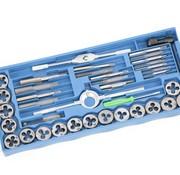 TM TM 40 Piece M3-12 Tap and Cutting Set Metric
