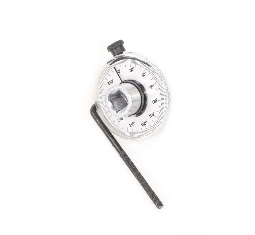 """TM 1/2"""" Draaihoekmeter"""