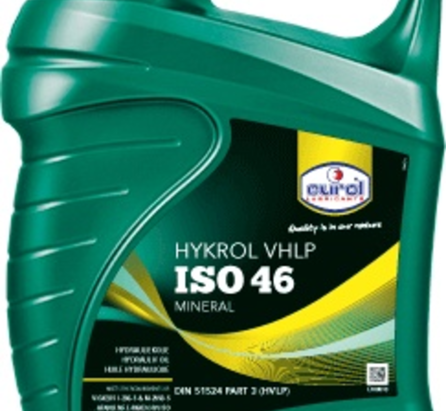Hydraulische olie VHLP ISO-VG 46 1L