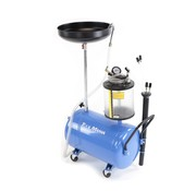 TM TM Oil Collection System / Oil Extractor , Horizontal , Extra Low - BLUE