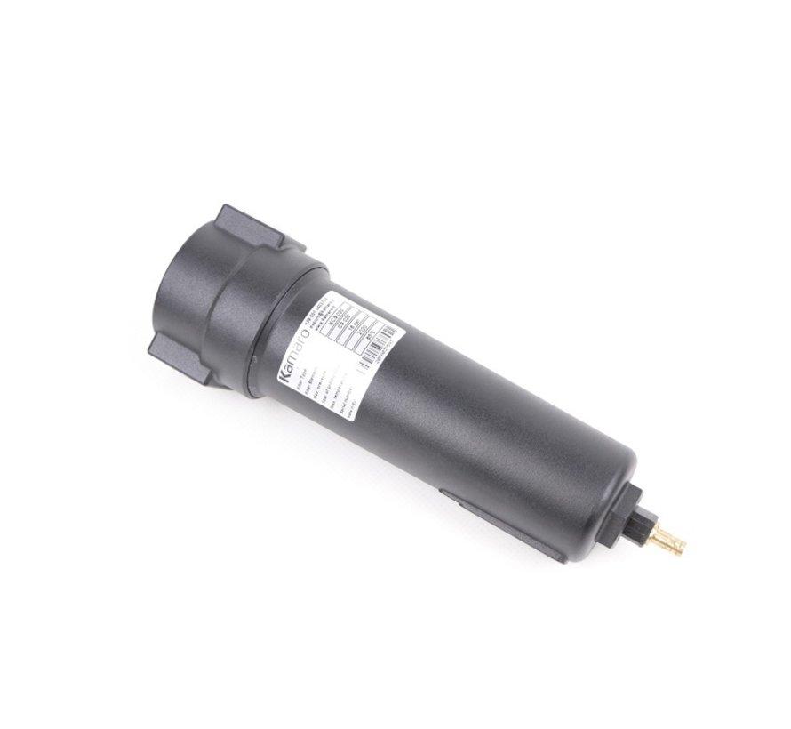 TM Cycloon Filter 2000 l/min 16 bar ISO