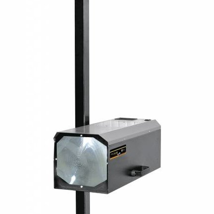 Headlight adjustment device