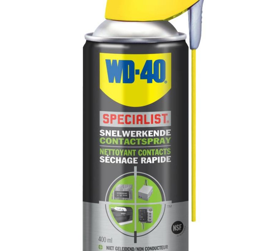 Specialist Contactspray 400ml