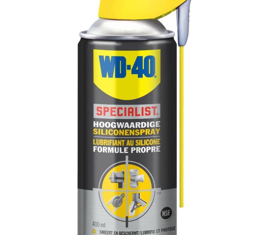 Specialist Siliconenspray 400ml