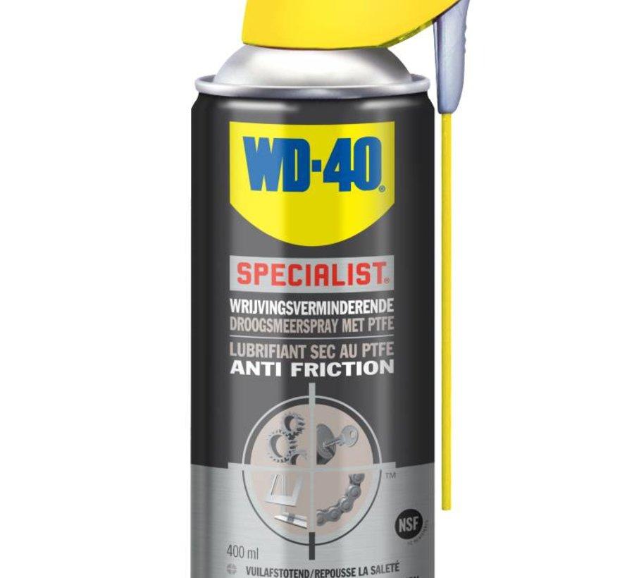 Specialist Droog-smeerspray met PTFE 400ml