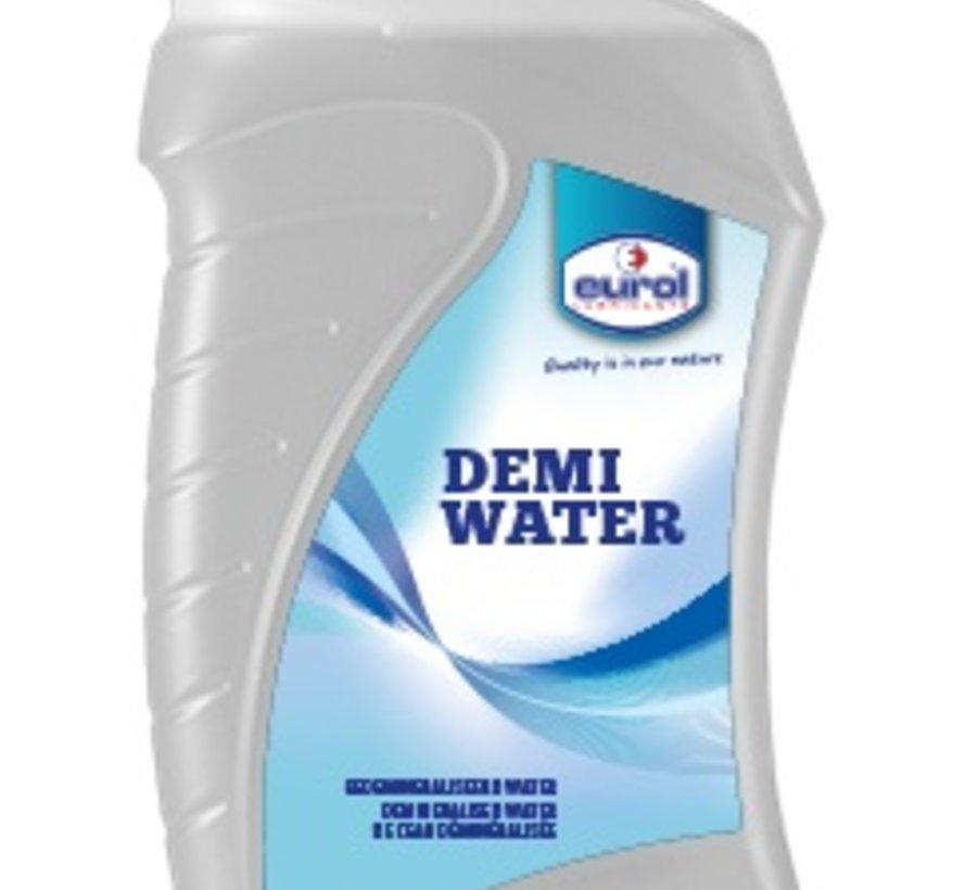 GEDEMINERALISEERD WATER 1l