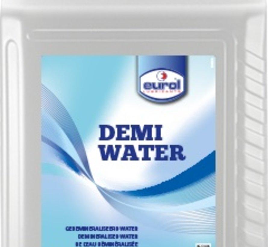 GEDEMINERALISEERD WATER 5l