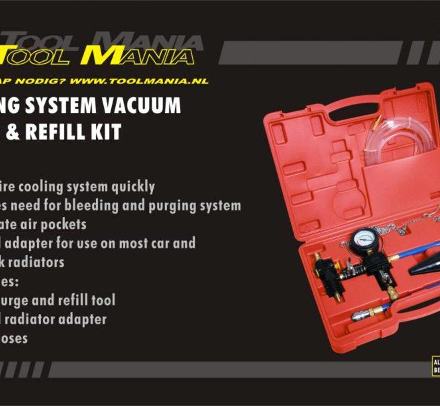 TM Kühlsystem Test- und Füllgerät