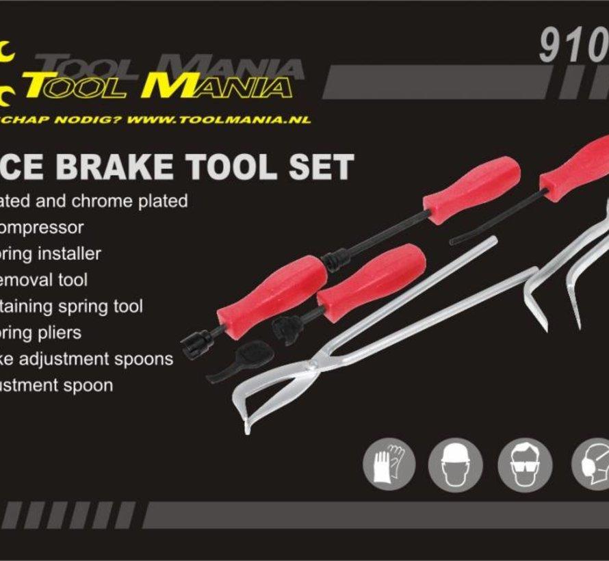 TM Bremsbacken-Werkzeugsatz