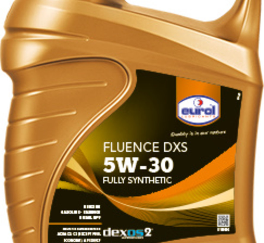 EUROL FLUENCE DXS 5W-30 5 liter