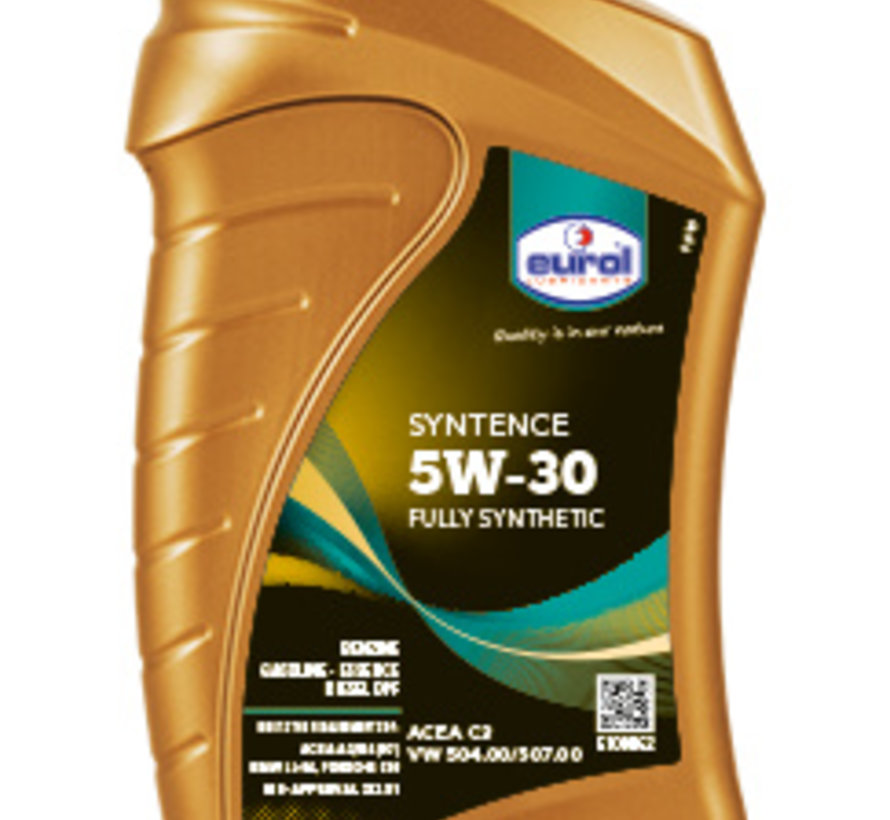 EUROL SYNTENCE 5W-30 1 liter