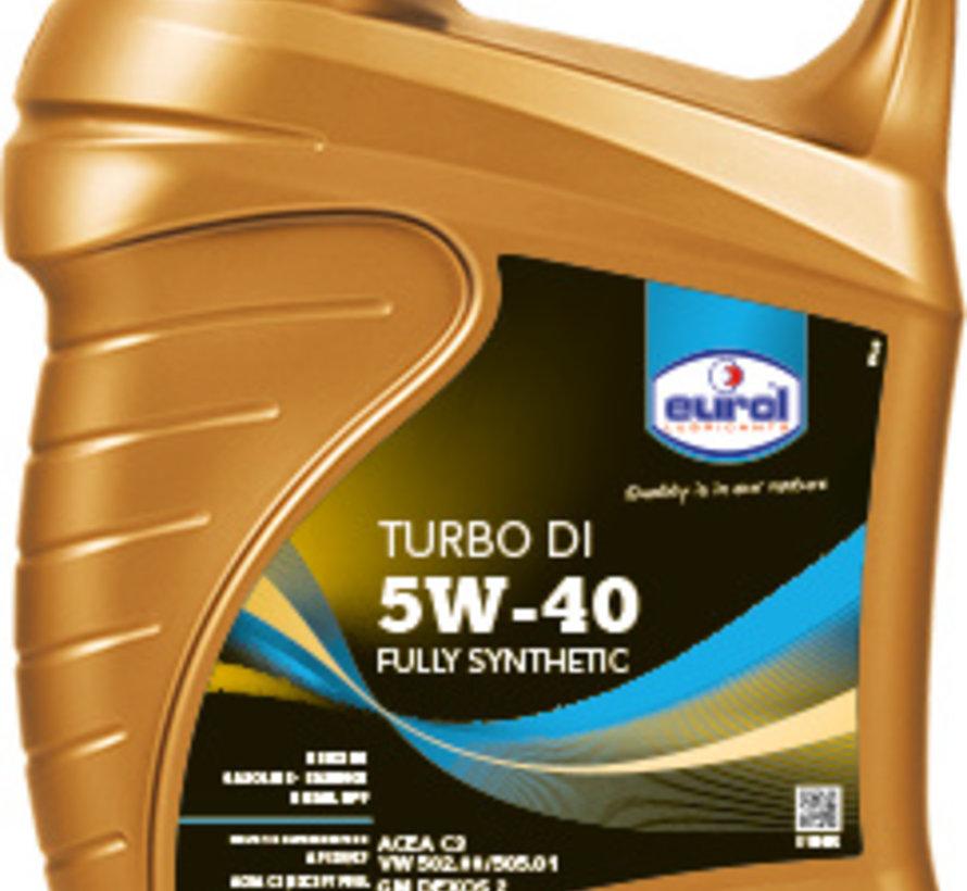 EUROL TURBO DI 5W-40 5 liter