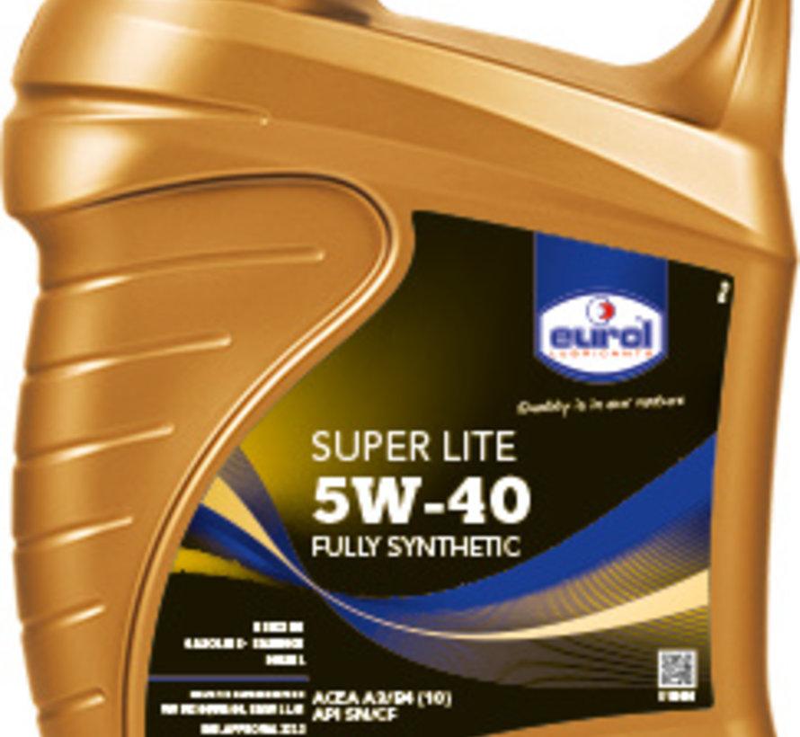 EUROL SUPER LITE 5W-40 5 Liter