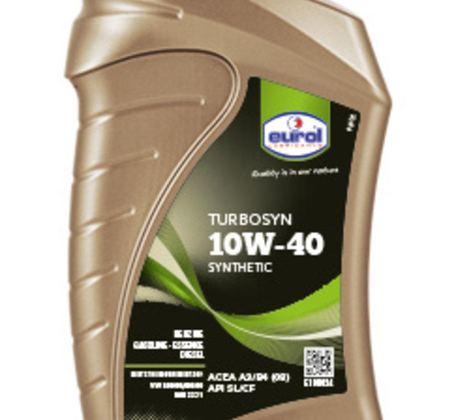 EUROL TURBOSYN 10W-40 1 liter