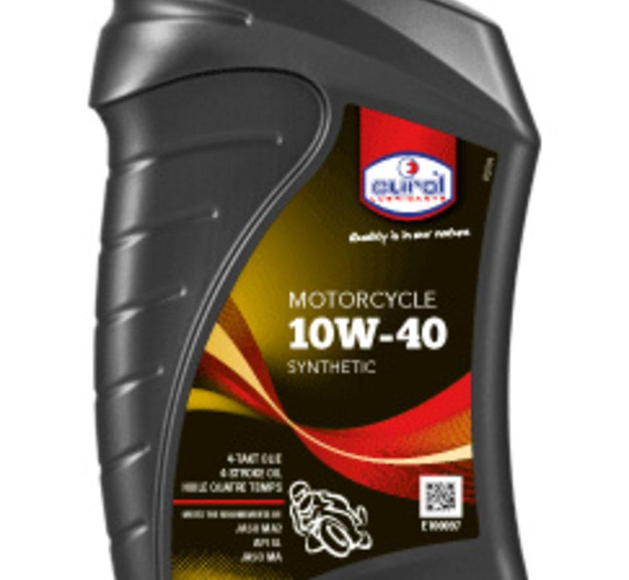 EUROL MOTORCYCLE 10W-40 1 liter
