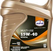 Eurol EUROL MULTI-USE 15W-40 5 liters