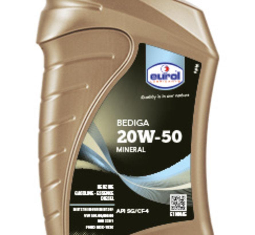 EUROL BEDIGA 20W-50 1 liter