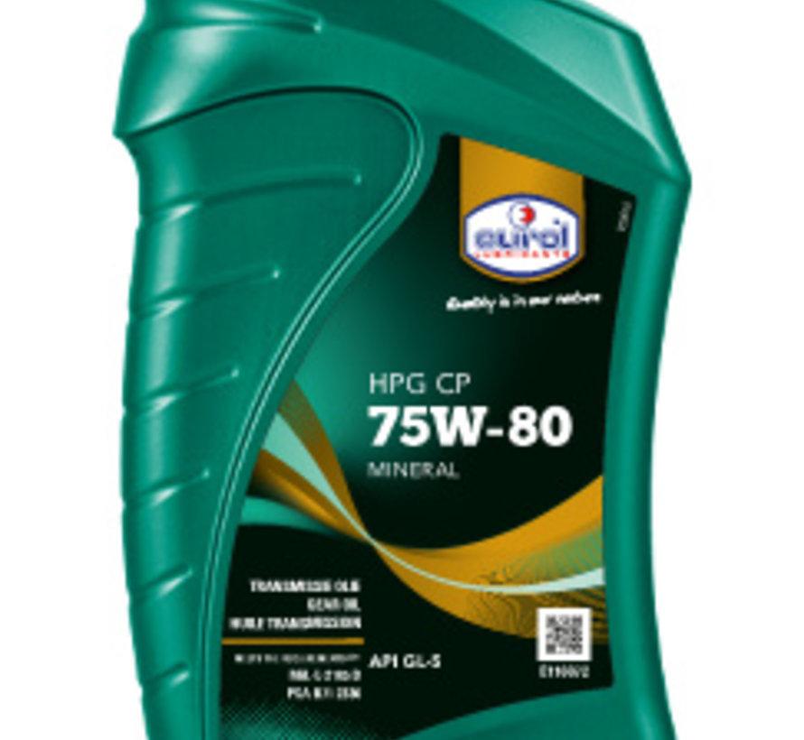 EUROL HPG 75W-80 GL 5 CP 1 liter