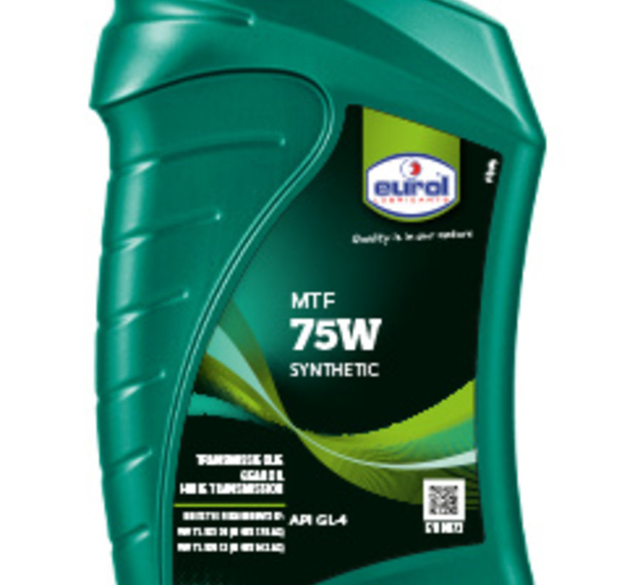 EUROL MTF 75W GL-4 1 liter