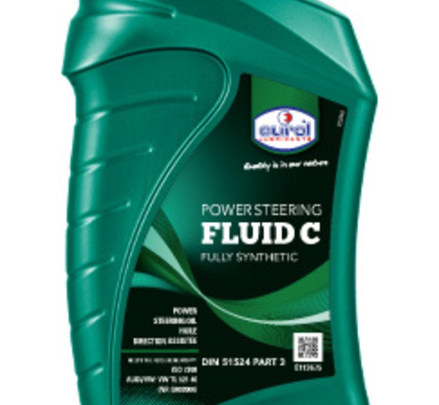EUROL POWERSTEERING FLUID C 1 liter