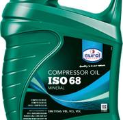 Eurol EUROL COMPRESSOR OIL 68 5 liter