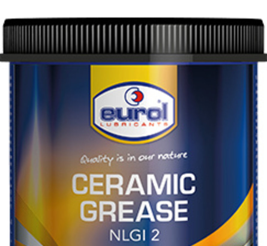 EUROL CERAMIC GREASE 600 gram