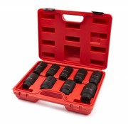 "TM 9 Piece 1/2 ""Heavy Duty Power Socket Set"