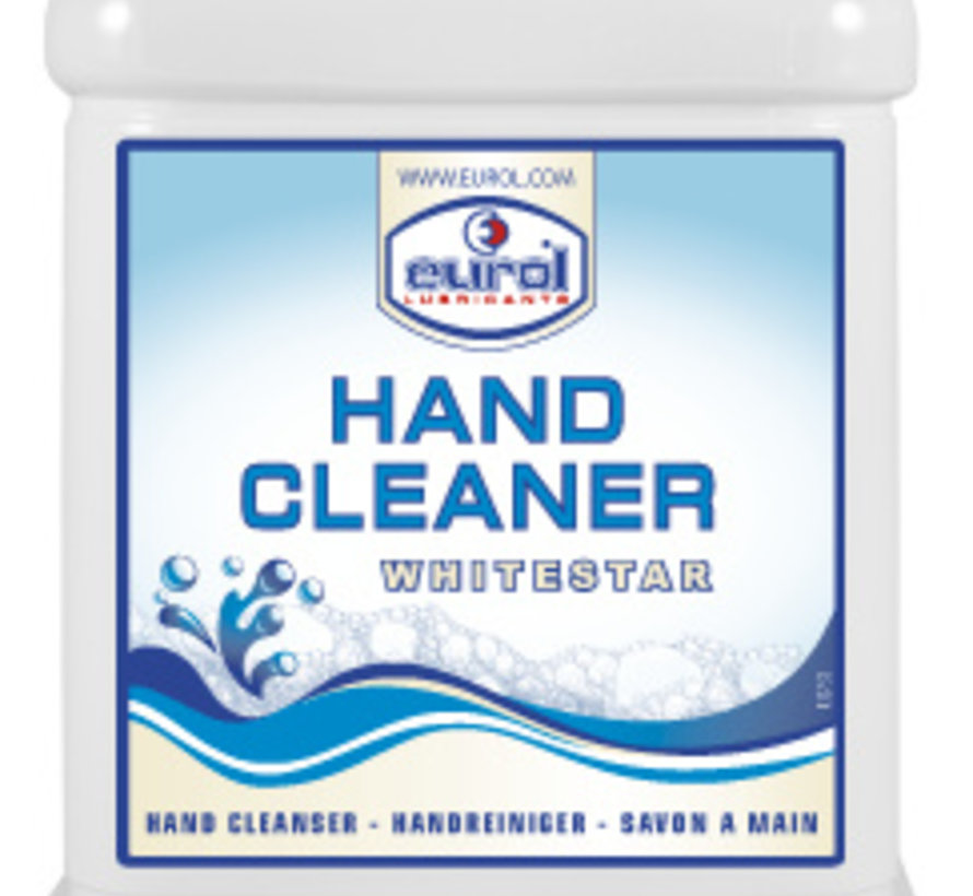 Handreiniger Whitestar 4.5l
