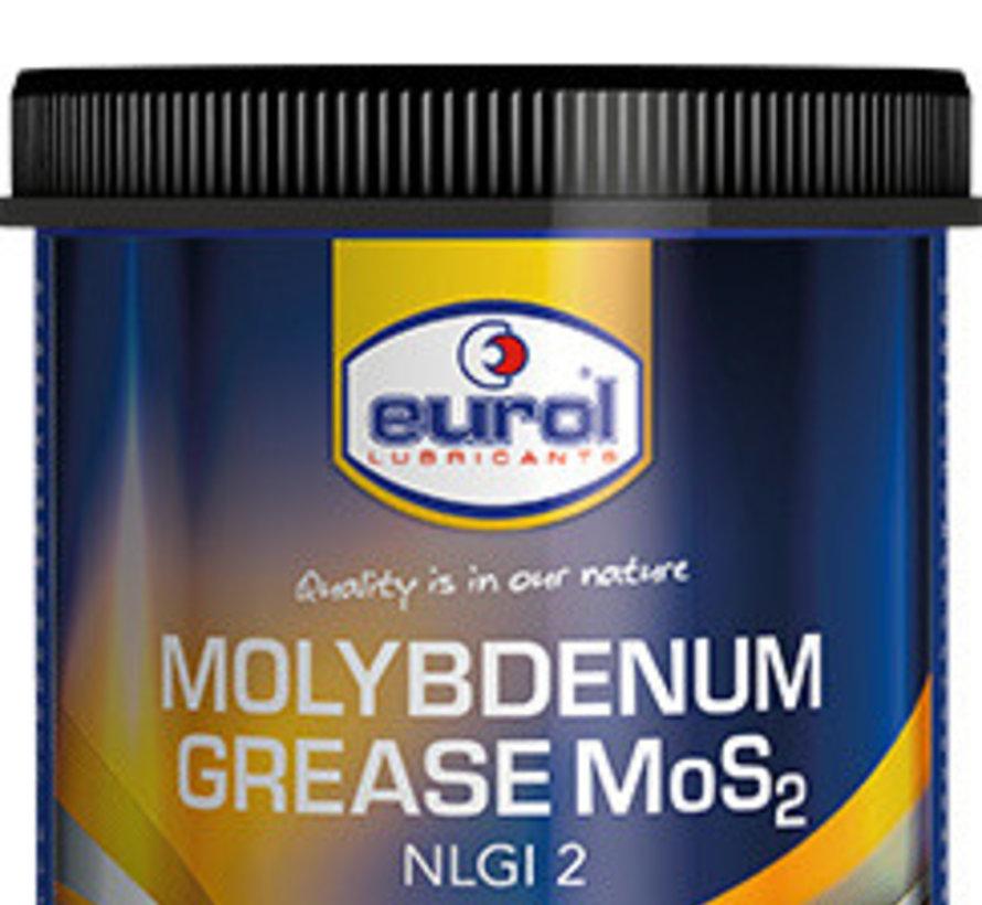 EUROL MOLYBDENUM DISULPHIDE MOS2 GREASE 400 gram