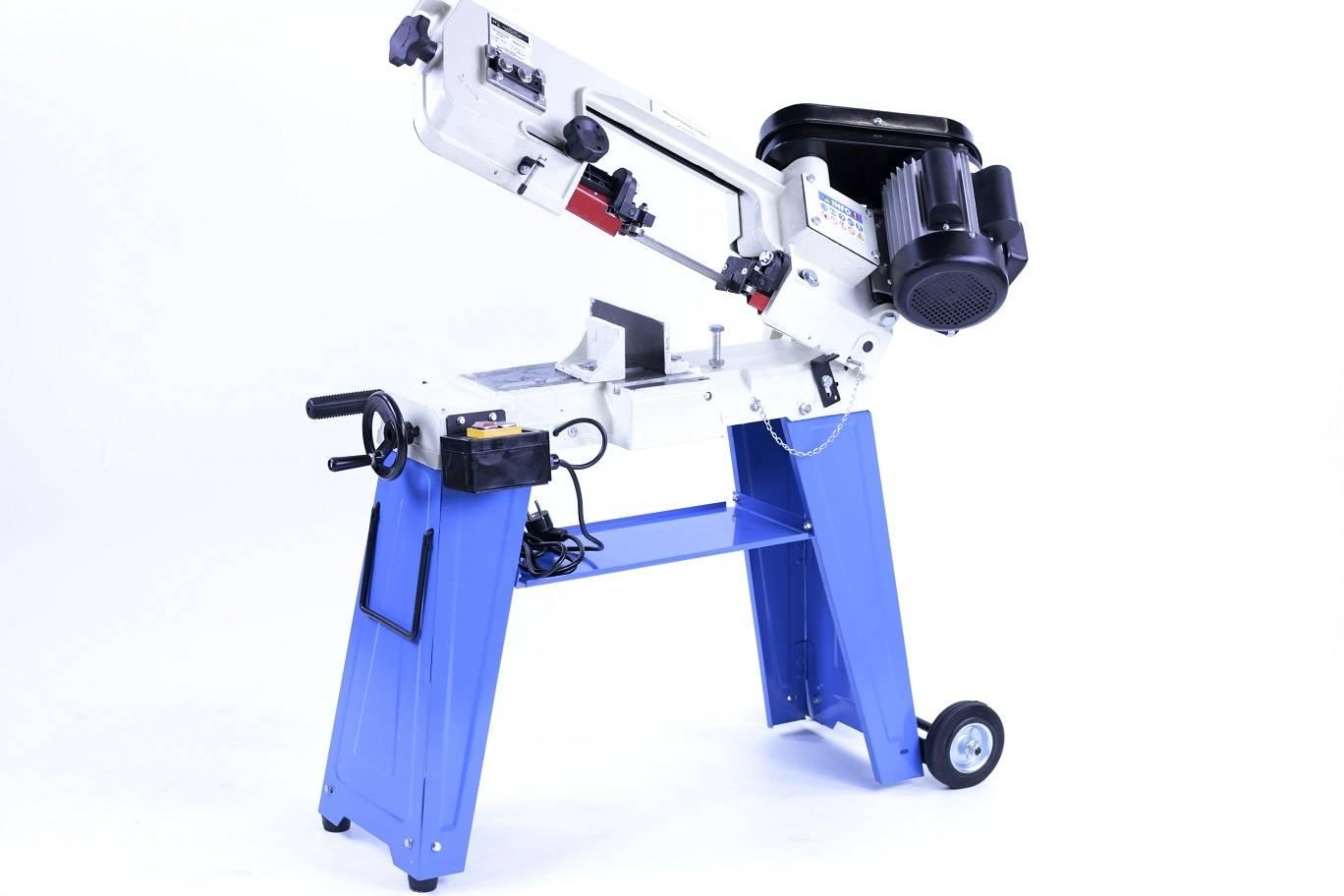 TM 125 Metaallintzaag Bandzaagmachine