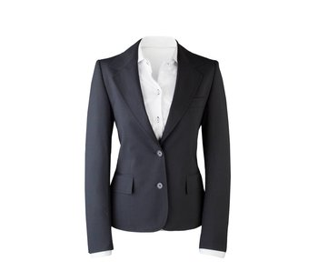 Suit for Work Ladies 2-delig Navy met pantalon