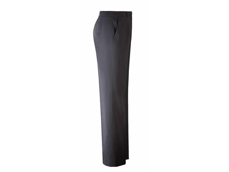 Suit for Work Ladies 3-delig Navy met pantalon